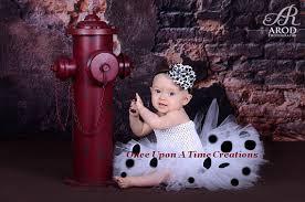 6 9 Month Halloween Costumes Ready Ship Dalmatian Dog Tutu Dress Photo Prop