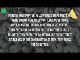 resetter ip1900 win 7 how do i reset my canon printer to factory settings youtube