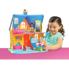 Doc Mcstuffins Home Decor Doc Mcstuffins Clinic Dollhouse Walmart Com