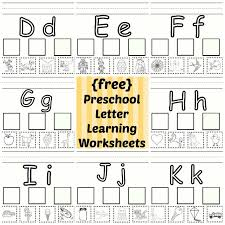 73 best alphabet worksheets images on pinterest alphabet