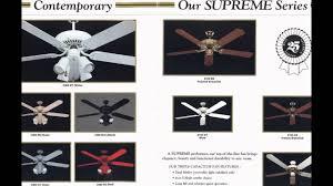 Ceiling Fan Features Southern International Inc Ceiling Fan Catalog Youtube