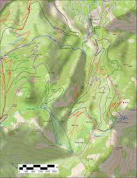 Park City Utah Trail Map by Tidal Wave Bike Trail At Deer Valley