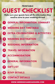 wedding gift protocol inviting guests to your destination wedding wedding abroad guests