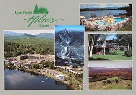 lake placid hilton resort new york unused cp9818 4 00