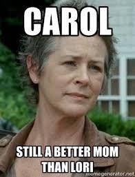 Walking Dead Carol Meme - 30 hilarious walking dead memes from season 4 dead memes bats and