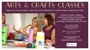 jblm arts u0026 crafts centers