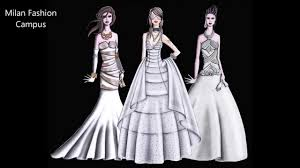 design wedding dress bridal wedding dress design course