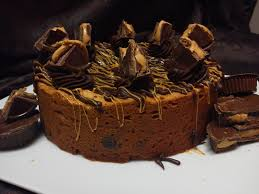 gourmet birthday cakes gourmet peanut butter dish brownie cake delivery order cake