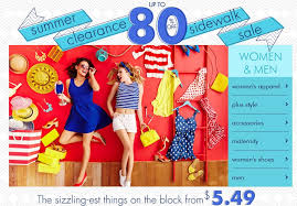zulily up to 80 summer clearance sale clothing shoes