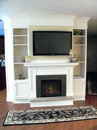 quality craft contemporary electric fireplace entertainment center