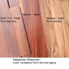 patagonian rosewood tint 3 4 x 5 x 1 7 prefinished