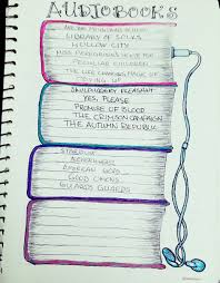 Bullet Journal Tips And Tricks by Audiobook Page For My Bullet Journal Journaling Ideas