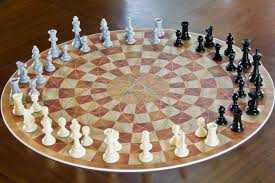 fancy chess boards three player chess is just as crazy as it sounds u2013 nikola tesla fans