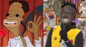 haji firooz doll blackface around the world