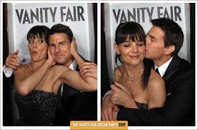 party photo booth tom cruise and pictures at vanity fair