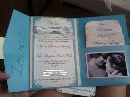 Do It Yourself Wedding Invitations Diy Wedding Invitations Mother Said Might Look