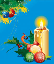 christmas candle vector free vectors ui download