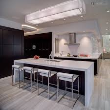 White Modern Kitchen by Modern Kitchen Ceiling Lights Home Design Inspirations