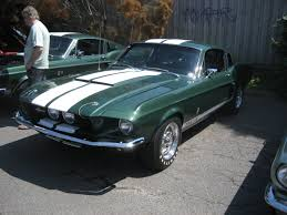 67 gt shelby mustang 1967 shelby gt 500 moss green 1967 shelby gt 500