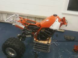 my custom build race 3wheeler honda atv forum