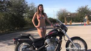 used 2007 honda shadow vlx600 motorcycle for sale youtube