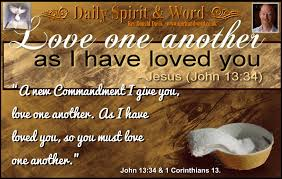 learning to love like jesus u2013 daily spirit and word