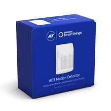 samsung smartthings adt motion detector f adt pir 1 the home depot