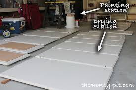 Paint Sprayer For Cabinet Doors How To Paint Your Kitchen Cabinets Without Losing Your Mind The