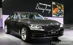 bmw car price in malaysia g11 bmw 7 series launched in m sia 730li 740li fr rm599k