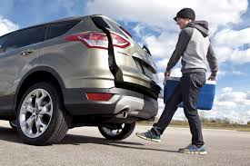 Ford Escape Trunk Space - all new 2013 ford escape revealed photos and details