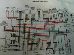 yamaha blaster cdi wiring diagram the for 2001 warrior 350