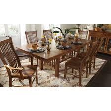 mission style dining room set craftsman mission style dining sets hayneedle