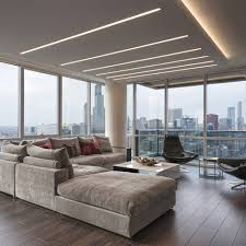 Led Ceiling Strip Lights by Pure Lighting Recessed Architectural Lighting