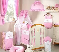 chambre de bébé fille décoration deco chambre bebe fille idées décoration intérieure