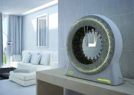 Futuristic Design Nasa Inspired Green Wheel Lets You Grow Your Own Food Indoors 6sqft
