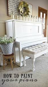we painted our piano how to paint your piano decor styles