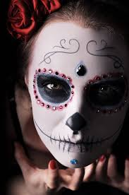 537 best dia de los muertos makeup and nails images on pinterest