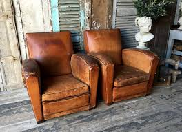Leather Club Chair Good Vintage Leather Club Chair All Home Decorations