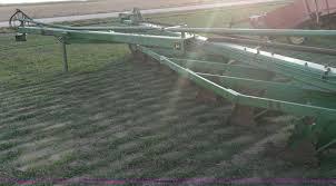 john deere 2350 eight bottom plow item ab9227 sold febr