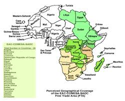 Gambia Africa Map by Africa Is About To Launch A Cairo To Cape Town Free Trade Area