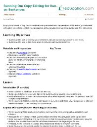 three step peer editing lesson plan education com