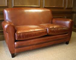 Leather Settees Uk French Leather Sofa Siege En Cuire Siege Francais 20th Century
