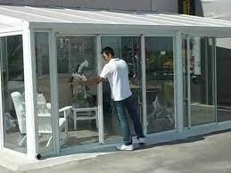 chiudere veranda verande scorrevoli in alluminio veranda www techin it