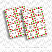 printable advent calendar sayings items to put in advent calendar the organised housewife