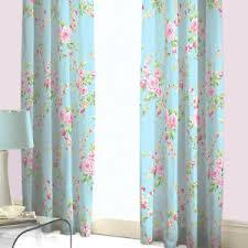 Teal Nursery Curtains Baby Nursery Decor Canterbury Floral Baby Blue Nursery Curtains