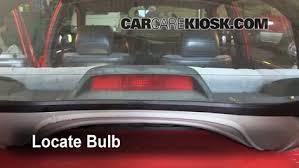 2010 toyota corolla brake light bulb third brake light bulb change toyota corolla 1993 1997 1996