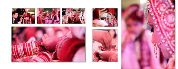 wedding photo album design custom wedding album design services