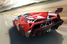 Lamborghini Veneno Coupe - lamborghini announces veneno roadster