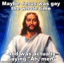 Jesus Memes - jesus ah men