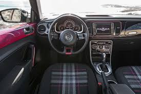 baja bug interior 7 things to know about the 2017 volkswagen pinkbeetle motor trend